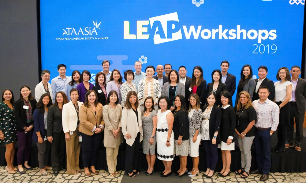 How Toyota's Asian American Business Partner Group Celebrates Diversity