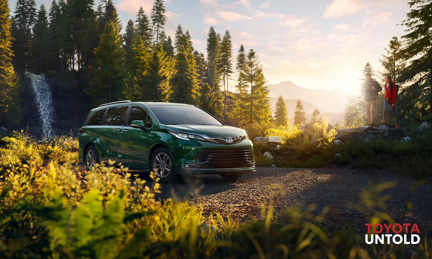 34: Sienna: Driving the Swagger Wagon Into 2021