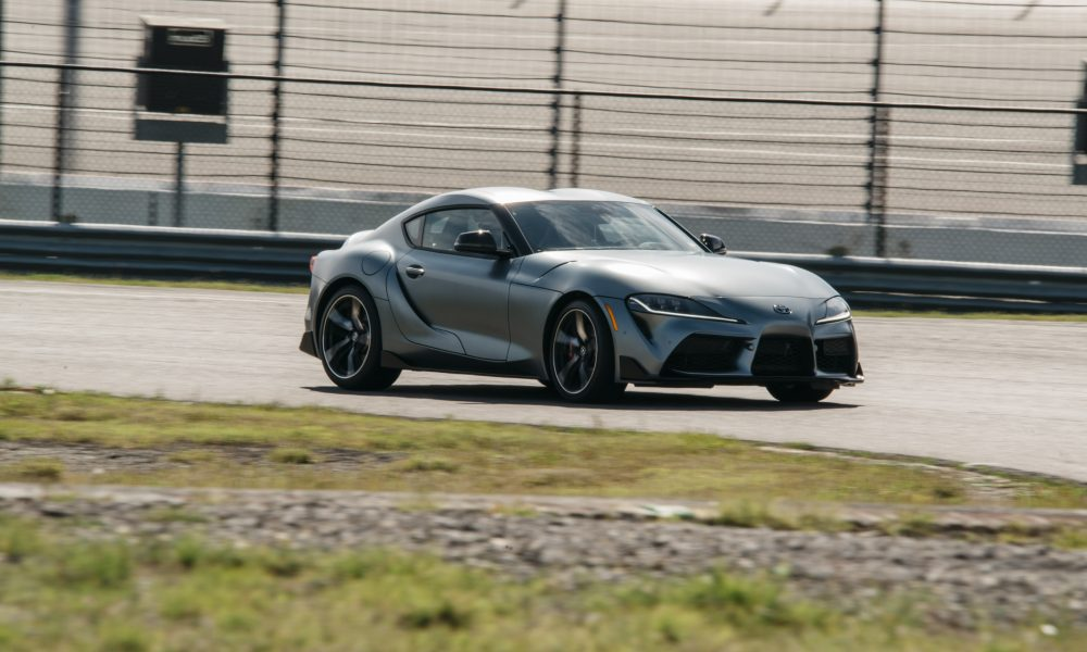 Toyota's 2021 Supra Named Performance Vehicle of Texas at This Year's Texas Auto Roundup