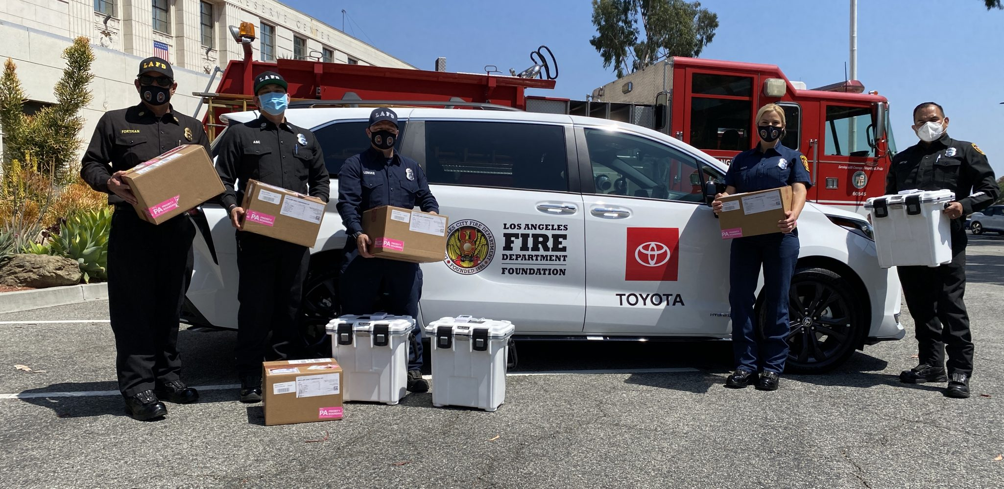 Toyota Harnesses Power of Mobility to Scale Up COVID-19  Vaccinations to Homebound in 13 States