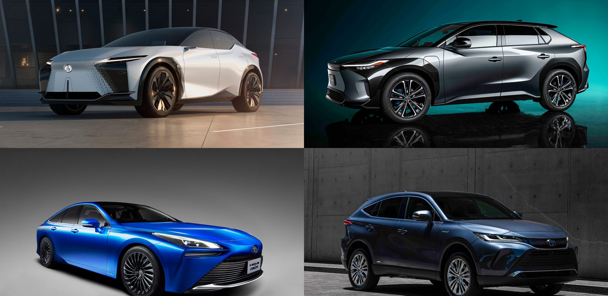 Toyota's Path to Carbon Neutrality