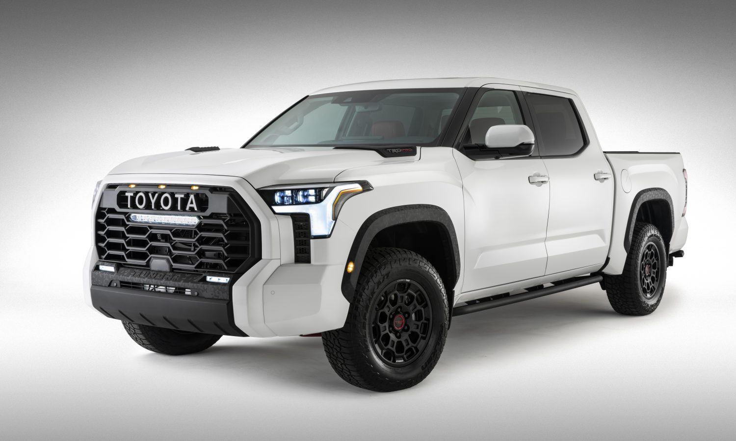 First Official Look: 2022 Toyota Tundra