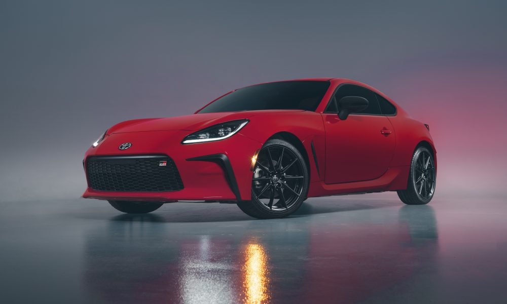 Drivers Rejoice! Toyota Debuts All New GR 86