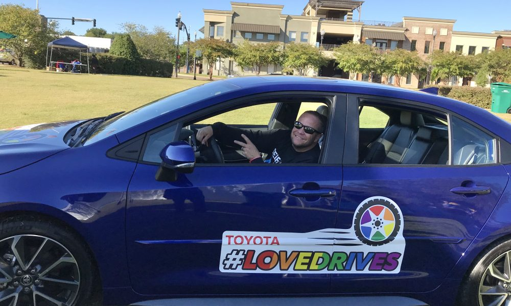 Toyota Celebrates Differences Across the Spectrum with Inclusion for LGBTQ+ Employees