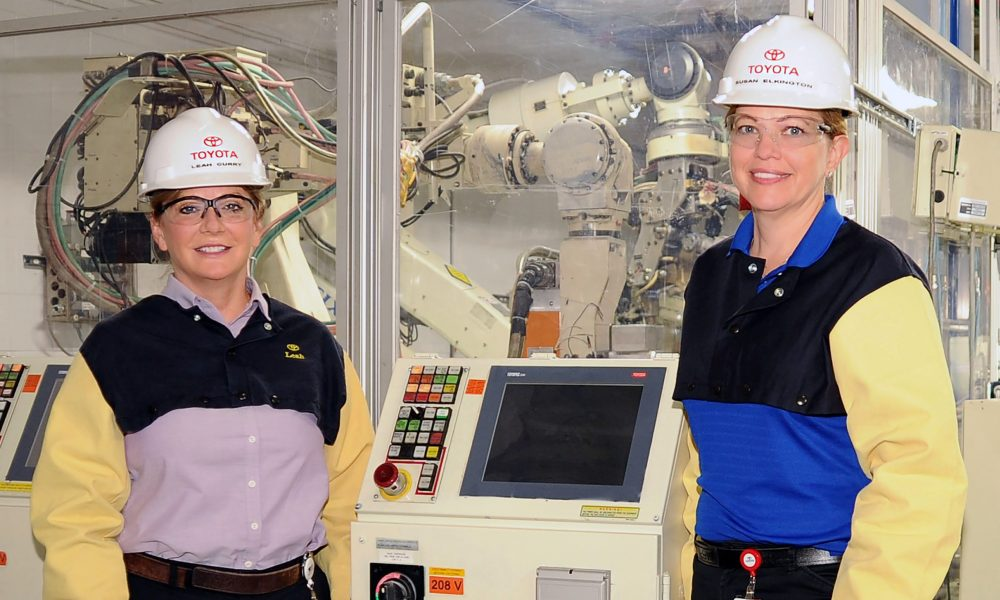 Why Susan Elkington and Leah Curry are Encouraging Women in STEM
