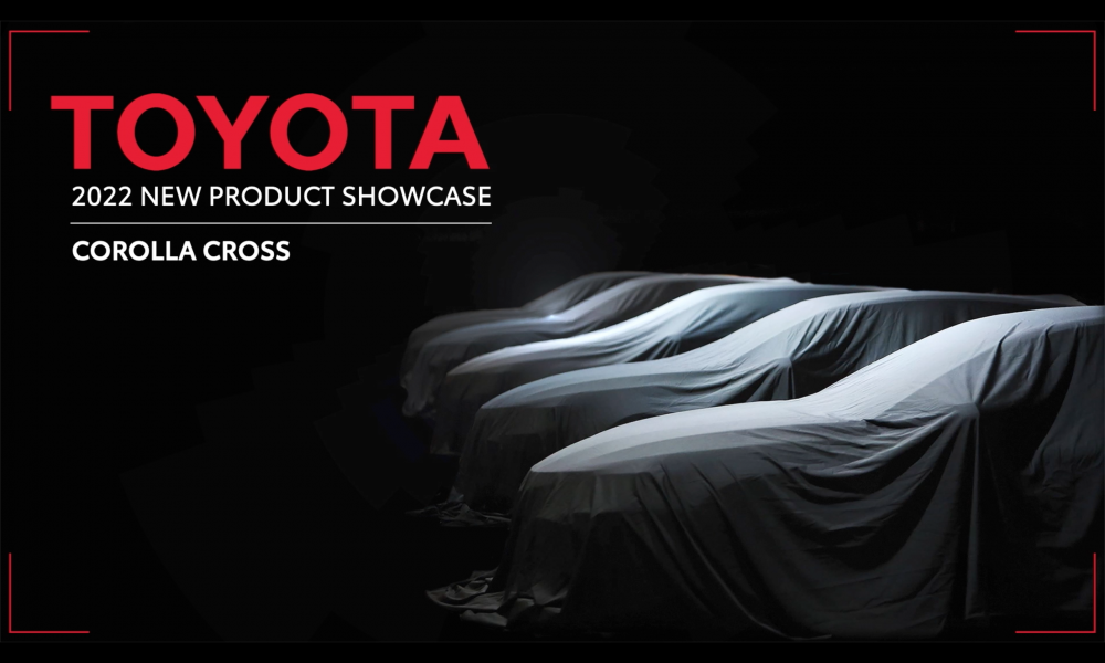 Toyota New Product Showcase_Crossovers