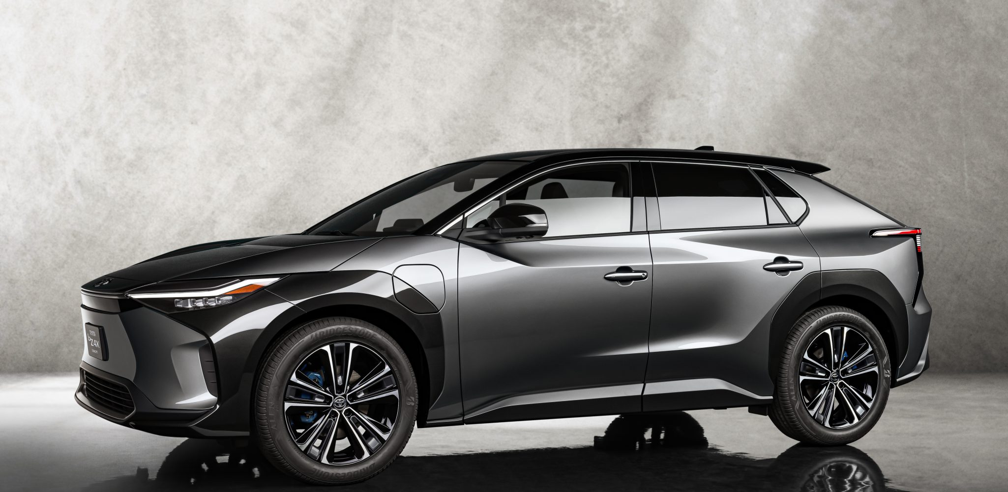 Toyota Debuts All-Electric SUV Concept in U.S.