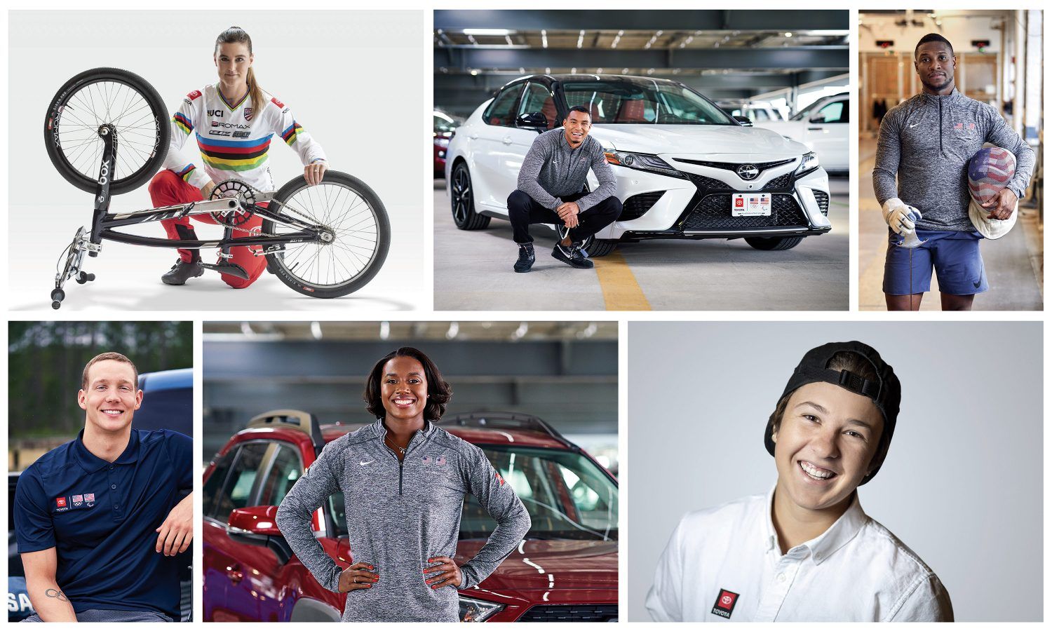 Going for Gold: Perseverance Leads Team Toyota to Tokyo 2020