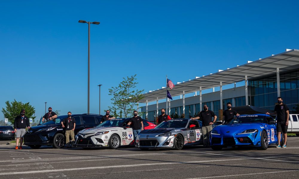 One Lap of America: A Real-World Test for Toyota Engineers