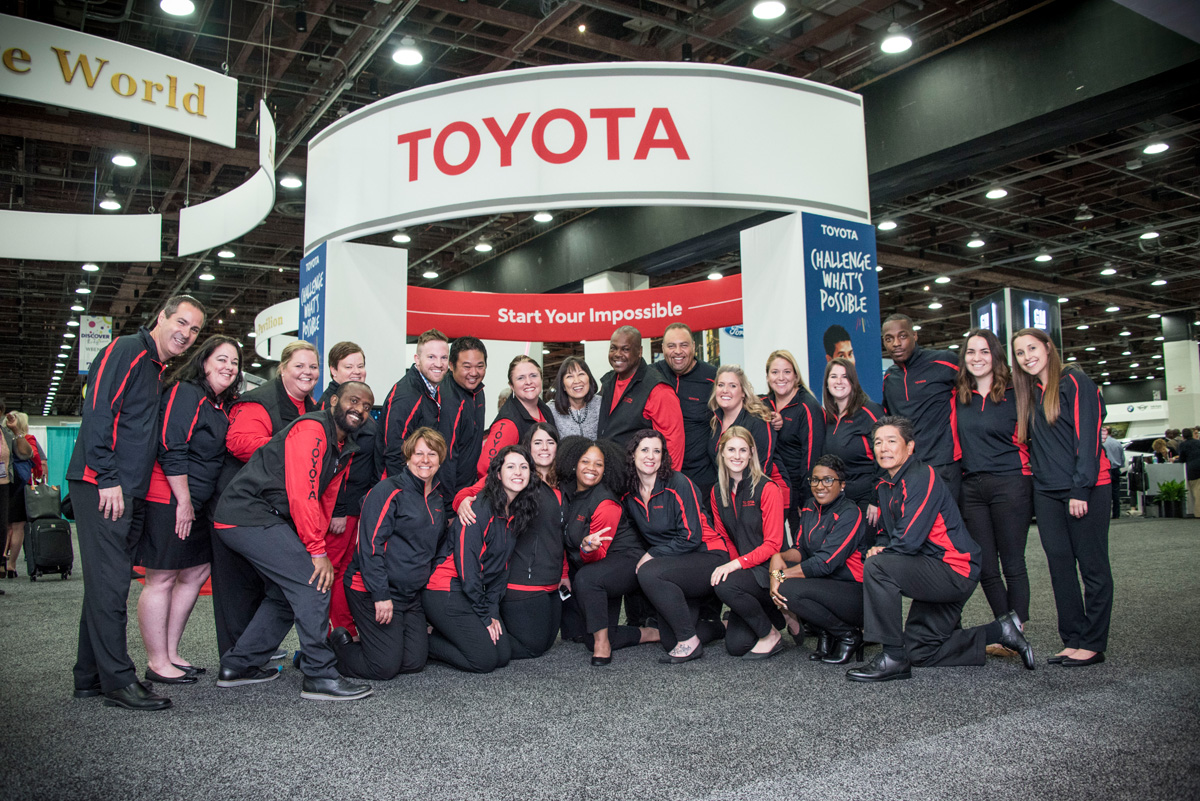 Toyota Drives Change with Supplier Diversity Program