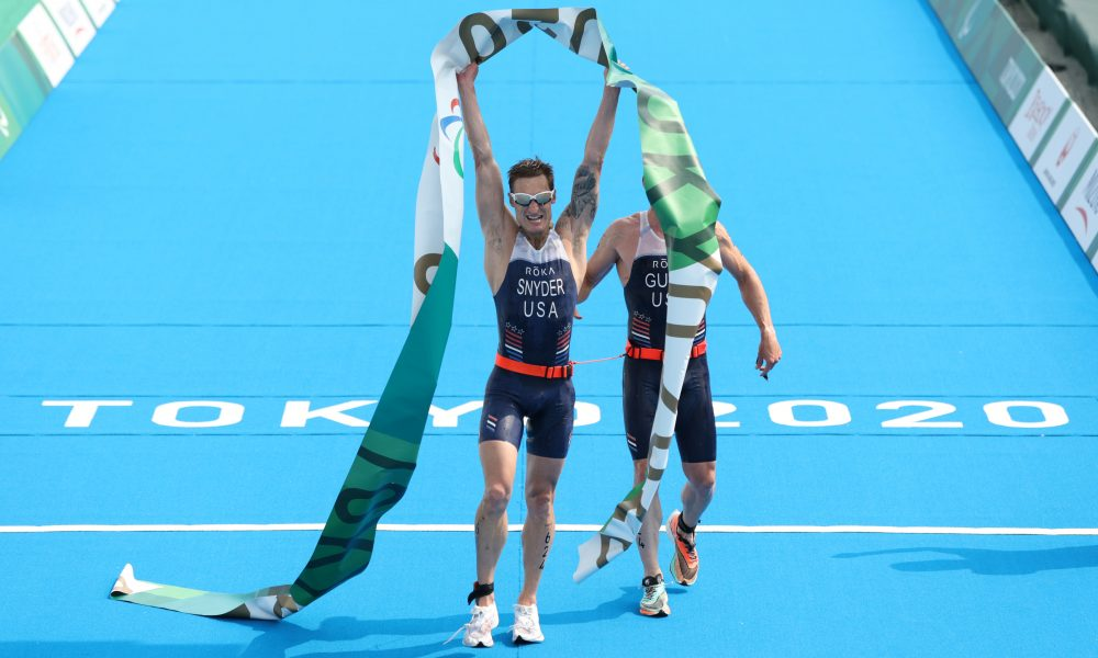 Team USA, Team Toyota's Brad Snyder Wins Eighth Paralympic Medal at Tokyo 2020