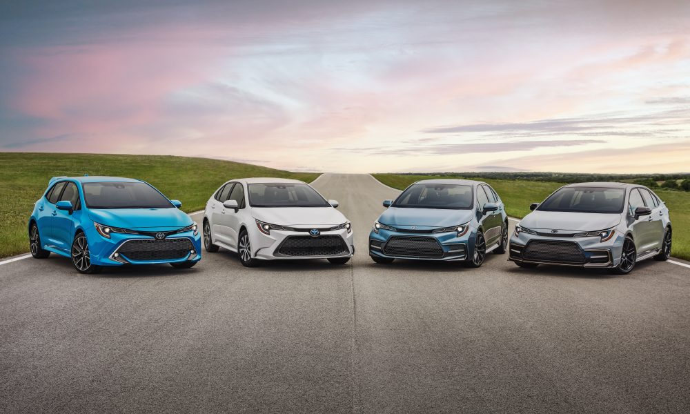 Toyota Marks 50-Millionth Corolla Sold