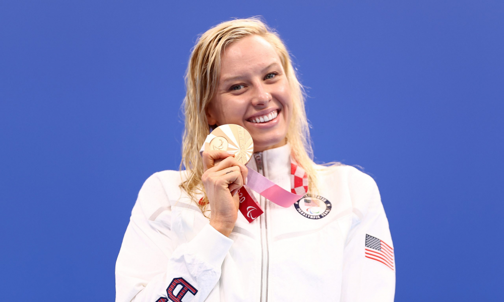 Team USA, Team Toyota's Jessica Long Wins 24th Paralympic Medal at Tokyo 2020