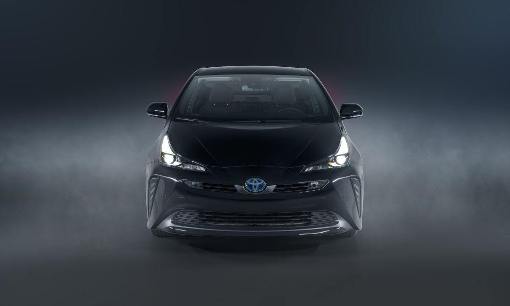 Best-Selling Hybrid Gets Dramatic: 2022 Toyota Prius Adds Nightshade Special Edition
