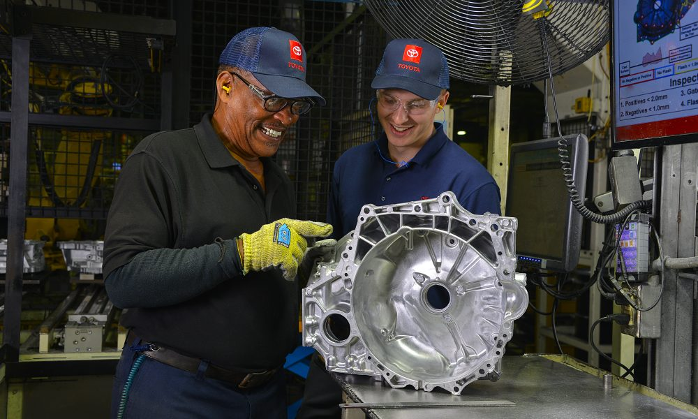 Toyota's U.S. Manufacturing Footprint: Impacting Communities with Innovation and Respect
