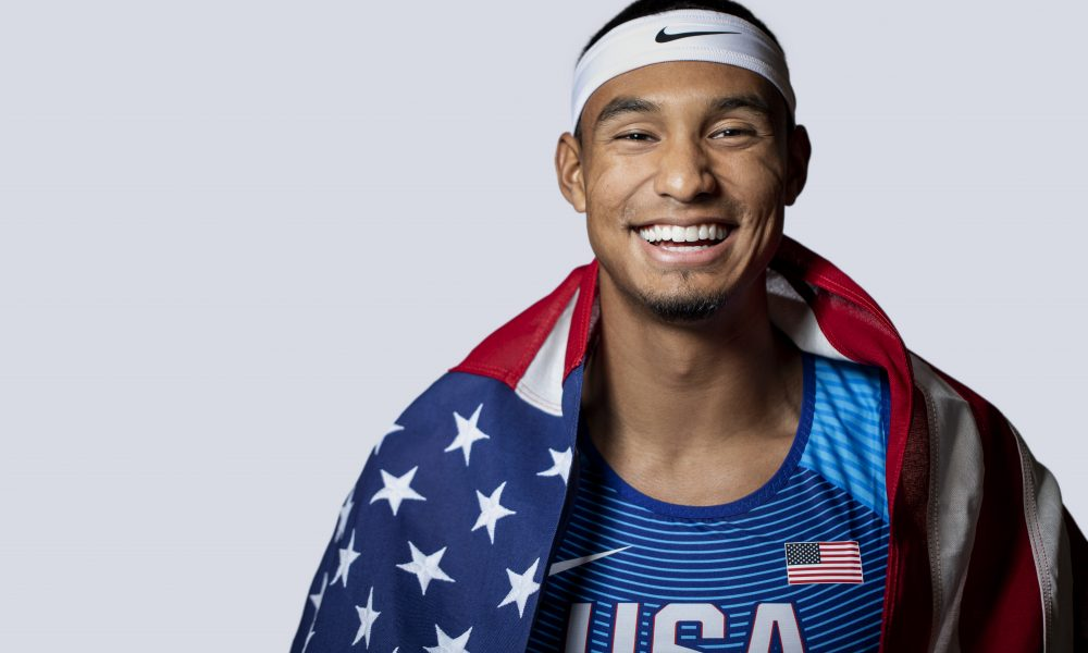 Team USA, Team Toyota's Michael Norman Wins First Olympic Medal at Tokyo 2020