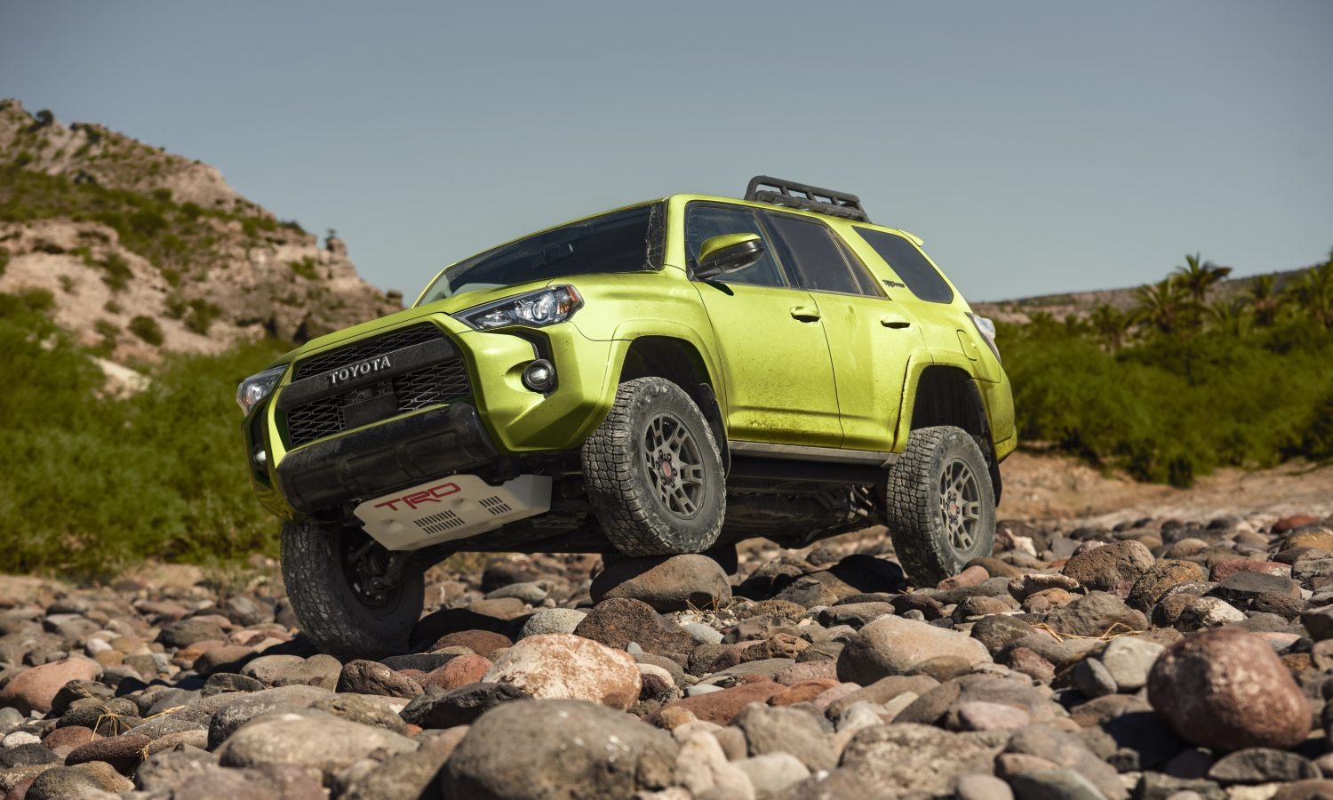 2022 Toyota 4Runner Adds New TRD Sport Model, New Standard Safety Features