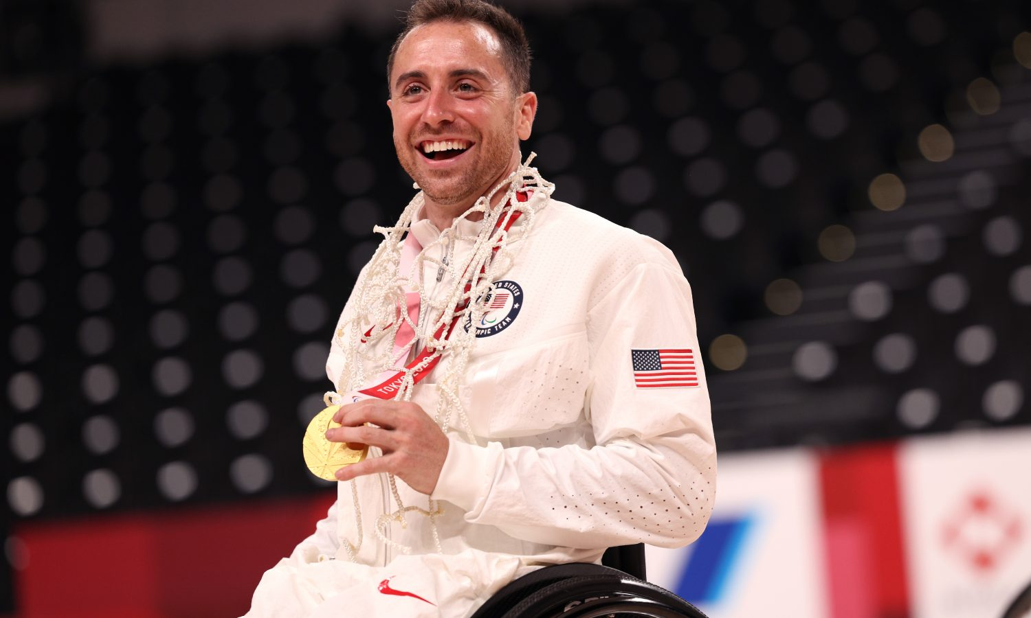 Team USA, Team Toyota's Steve Serio Wins Third Paralympic Medal at Tokyo 2020