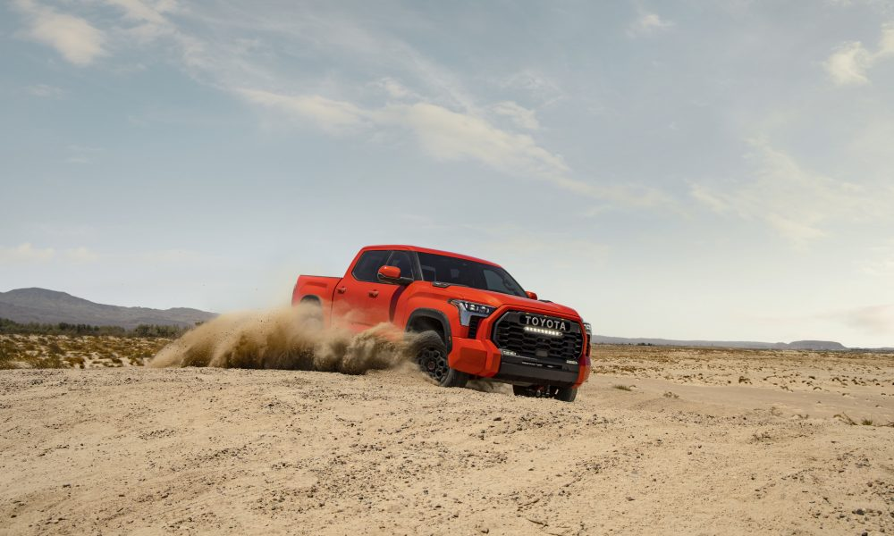 2022 Toyota Tundra is 'Born from Invincible'