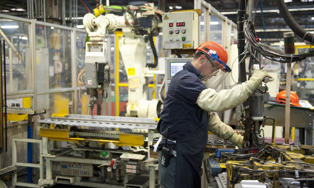Toyota's First U.S. Manufacturing Facility Paves the Way Part by Part