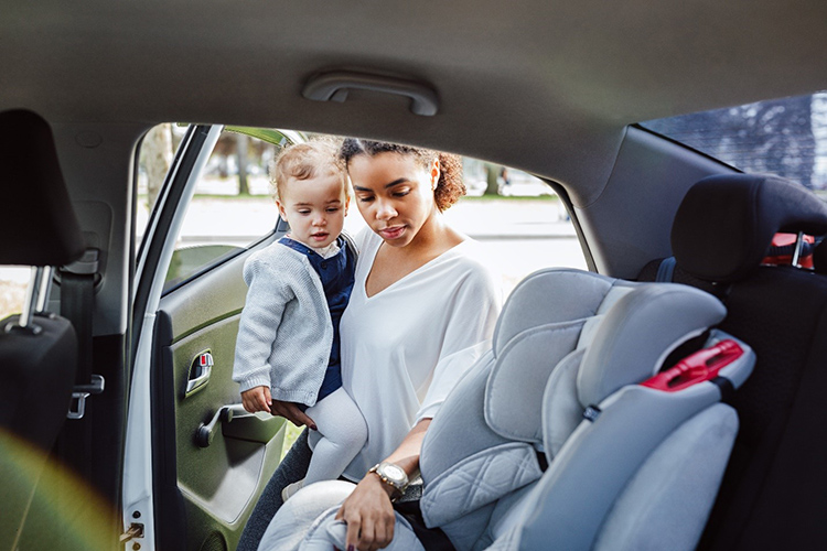 Child Car Seat Safety: Keeping Your Child Secure