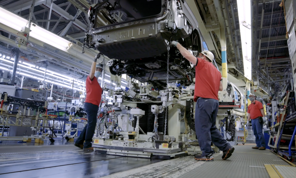 Driving the Future Forward at Toyota Indiana